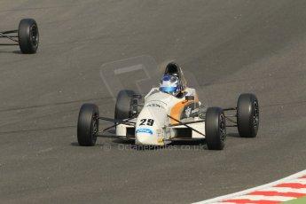 World © Octane Photographic Ltd. British Formula Ford – Brands Hatch, September 2nd 2011. JTR - Tristan Mingay. Digital Ref : 0875cb1d1460