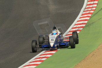 World © Octane Photographic Ltd. British Formula Ford – Brands Hatch, September 2nd 2011. Fluid Motorsport - Matt Parry. Digital Ref : 0875cb1d1493