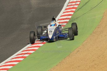 World © Octane Photographic Ltd. British Formula Ford – Brands Hatch, September 2nd 2011. Fluid Motorsport - Matt Parry. Digital Ref : 0875cb1d1514