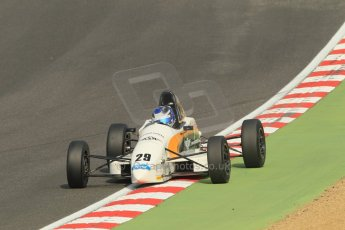 World © Octane Photographic Ltd. British Formula Ford – Brands Hatch, September 2nd 2011. JTR - Tristan Mingay. Digital Ref : 0875cb1d1578