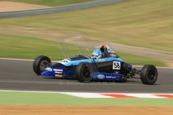 World © Octane Photographic Ltd. British Formula Ford – Brands Hatch, September 2nd 2011. Rendez-Vous Racing / Enigma Motorsport - Linton Stutely - Mygale SJ07. Digital Ref : 0875cb7d1509