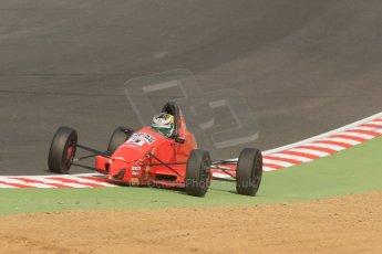 World © Octane Photographic Ltd. British Formula Ford – Brands Hatch, September 2nd 2011. Jamun Racing - Nick McBride. Digital Ref : 0875cb7d1579