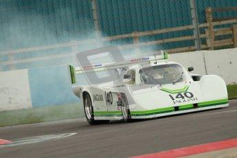 © Octane Photographic Ltd. 2012 Donington Historic Festival. Group C sportscars, qualifying. Digital Ref : 0320cb1d8767