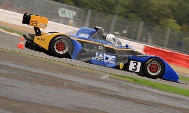 World © Octane Photographic Ltd. BRSCC - OSS Championship. Saturday 19th October 2013. Silverstone. Race 1. Tony Sinclair – Jade 3 V6. Digital Ref: