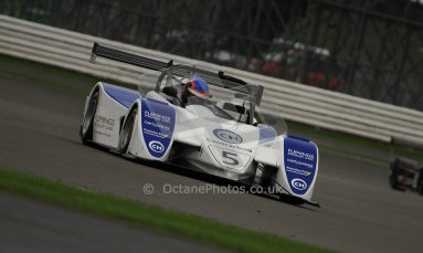 World © Octane Photographic Ltd. BRSCC - OSS Championship. Saturday 19th October 2013. Silverstone. Race 1. Craig Fleming – Juno TR250. Digital Ref: