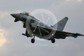 "World © Octane Photographic Ltd. October 6th 2015. RAF Coningsby. Eurofighter Typhoon FGR.4 ZJ946 ""EB-A"", 41Sqn. Digital Ref : 1454CB1D6844"