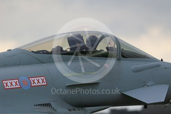 "World © Octane Photographic Ltd. October 6th 2015. RAF Coningsby. Eurofighter Typhoon FGR.4 ZK320 ""BR"", 29Sqn. Digital Ref :  1454CB1D7084"