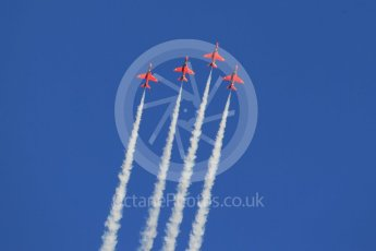 World © Octane Photographic Ltd. 9th December 2015 RAF Scampton – Red Arrows display team practice. Digital Ref : 1493CB1D1845