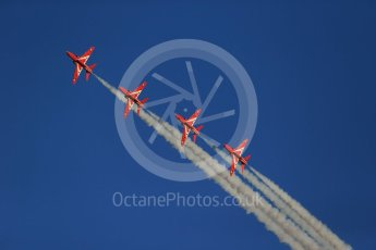 World © Octane Photographic Ltd. 9th December 2015 RAF Scampton – Red Arrows display team practice. Digital Ref : 1493CB1D1894