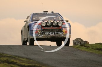 © North One Sport Limited 2010/ Octane Photographic Ltd. 2010 WRC Great Britain, Saturday 13th November 2010. Digital ref : 0118cb1d2141