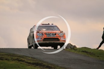 © North One Sport Limited 2010/ Octane Photographic Ltd. 2010 WRC Great Britain, Saturday 13th November 2010. Digital ref : 0118cb1d2156