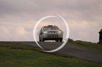 © North One Sport Limited 2010/ Octane Photographic Ltd. 2010 WRC Great Britain, Saturday 13th November 2010. Digital ref : 0118cb1d2164