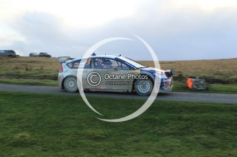 © North One Sport Limited 2010/ Octane Photographic Ltd. 2010 WRC Great Britain, Saturday 13th November 2010. Digital ref : 0118lw1d4266
