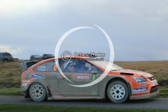 © North One Sport Limited 2010/ Octane Photographic Ltd. 2010 WRC Great Britain, Saturday 13th November 2010. Digital ref : 0118lw1d4284