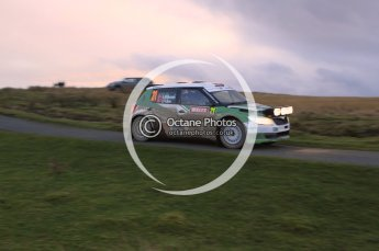 © North One Sport Limited 2010/ Octane Photographic Ltd. 2010 WRC Great Britain, Saturday 13th November 2010. Digital ref : 0118lw1d4343