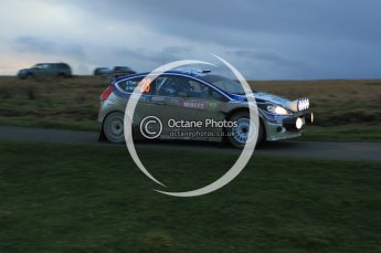 © North One Sport Limited 2010/ Octane Photographic Ltd. 2010 WRC Great Britain, Saturday 13th November 2010. Digital ref : 0118lw1d4361