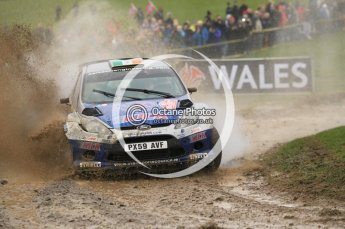 © North One Sport Limited 2010/ Octane Photographic Ltd. 2010 WRC Great Britain, Sunday 14th November 2010. Digital ref : 0120cb1d0269