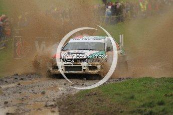 © North One Sport Limited 2010/ Octane Photographic Ltd. 2010 WRC Great Britain, Sunday 14th November 2010. Digital ref : 0120cb1d0484