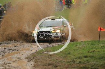© North One Sport Limited 2010/ Octane Photographic Ltd. 2010 WRC Great Britain, Sunday 14th November 2010. Digital ref : 0120cb1d0683