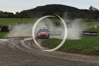 © North One Sport Limited 2010/ Octane Photographic Ltd. 2010 WRC Great Britain, Sunday 14th November 2010, Sebastien Loeb/Daniel Elena, Citroen C4 WRC. Digital ref : 0120lw1d0022