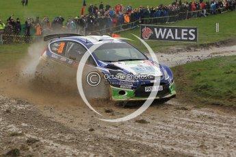 © North One Sport Limited 2010/ Octane Photographic Ltd. 2010 WRC Great Britain, Sunday 14th November 2010. Digital ref : 0120lw1d0215