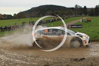 © North One Sport Limited 2010/ Octane Photographic Ltd. 2010 WRC Great Britain, Sunday 14th November 2010. Digital ref : 0120lw1d0443