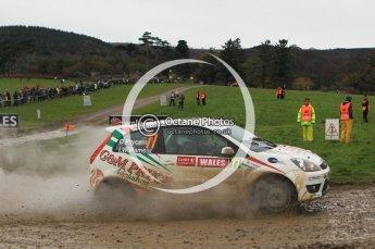 © North One Sport Limited 2010/ Octane Photographic Ltd. 2010 WRC Great Britain, Sunday 14th November 2010. Digital ref : 0120lw1d0481
