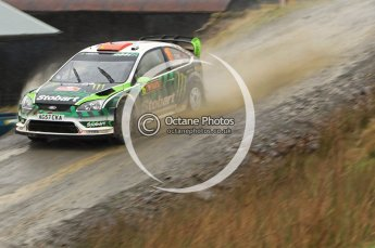 © North One Sport Limited 2010/ Octane Photographic Ltd. 2010 WRC Great Britain, Friday 12th November 2010. Digital ref : 0117lw1d3232
