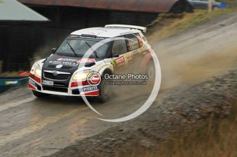 © North One Sport Limited 2010/ Octane Photographic Ltd. 2010 WRC Great Britain, Friday 12th November 2010. Digital ref : 0117lw1d3277