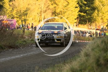 © North One Sport Limited 2010/ Octane Photographic Ltd. 2010 WRC Great Britain, Saturday 13th November 2010. Digital ref : 0119cb1d1684