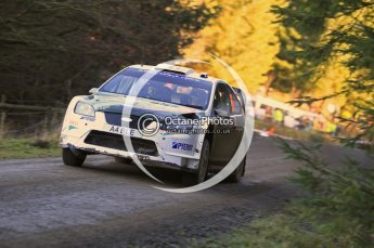 © North One Sport Limited 2010/ Octane Photographic Ltd. 2010 WRC Great Britain, Saturday 13th November 2010. Digital ref : 0119cb1d1732