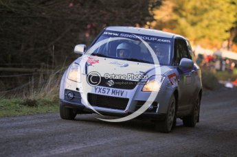 © North One Sport Limited 2010/ Octane Photographic Ltd. 2010 WRC Great Britain, Saturday 13th November 2010. Digital ref : 0119cb1d1786