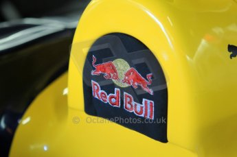 © Octane Photographic Ltd. 2011. Red Bull RB4 Chassis 4 artwork shooting, Donington Collection 2011. Digital Ref : 0144CB1D4453