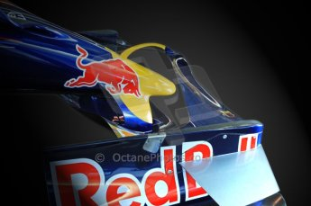 © Octane Photographic Ltd. 2011. Red Bull RB4 Chassis 4 artwork shooting, Donington Collection 2011. Digital Ref : 0144CB1D4519