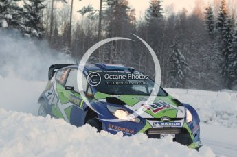 © North One Sport Limited 2011/Octane Photographic Ltd. 2011 WRC Sweden SS16 Torntorp I, Sunday 13th February 2011. Digital ref : 0156CB1D9358