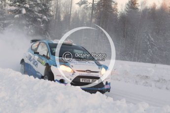 © North One Sport Limited 2011/Octane Photographic Ltd. 2011 WRC Sweden SS16 Torntorp I, Sunday 13th February 2011. Digital ref : 0156CB1D9376