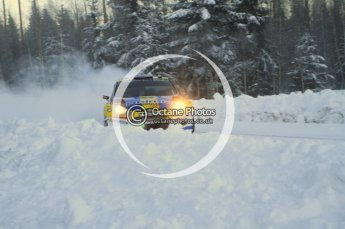 © North One Sport Limited 2011/Octane Photographic Ltd. 2011 WRC Sweden SS16 Torntorp I, Sunday 13th February 2011. Digital ref : 0156LW7D9307