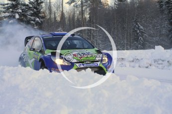 © North One Sport Limited 2011/Octane Photographic Ltd. 2011 WRC Sweden SS16 Torntorp I, Sunday 13th February 2011. Digital ref : 0156LW7D9323