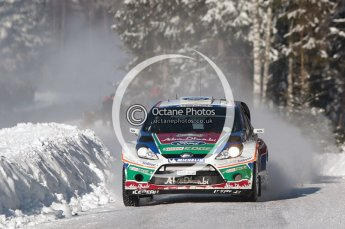 © North One Sport Limited 2011/Octane Photographic Ltd. 2011 WRC Sweden SS19 Torntorp II, Sunday 13th February 2011. Digital ref : 0155CB1D9569