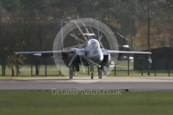 """World © Octane Photographic Ltd. RAF Lakenheath operations 16th November 2015, USAF (United States Air Force) 48th Fighter Wing """"Statue of Liberty Wing"""" 494 Fighter Squadron """"Panthers"""", McDonnell Douglas F-15E Strike Eagle LN 91-602. Digital Ref : 1469CB1D3492"""