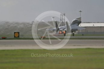 """World © Octane Photographic Ltd. RAF Lakenheath operations 16th November 2015, USAF (United States Air Force) 48th Fighter Wing """"Statue of Liberty Wing"""" 494 Fighter Squadron """"Panthers"""", McDonnell Douglas F-15E Strike Eagle. Digital Ref : 1469CB1D3620"""