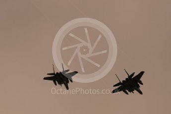 """World © Octane Photographic Ltd. RAF Lakenheath operations 16th November 2015, USAF (United States Air Force) 48th Fighter Wing """"Statue of Liberty Wing"""", McDonnell Douglas F-15E Strike Eagle. Digital Ref : 1469CB7D0416"""