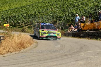 © North One Sport Limited 2010/ Octane Photographic Ltd. 2010 WRC Germany SS3 Moseland I. Digital Ref : 0158cb1d4578
