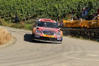 © North One Sport Limited 2010/ Octane Photographic Ltd. 2010 WRC Germany SS3 Moseland I. Digital Ref : 0158cb1d4597