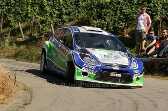 © North One Sport Limited 2010/ Octane Photographic Ltd. 2010 WRC Germany SS3 Moseland I. Digital Ref : 0158cb1d4662