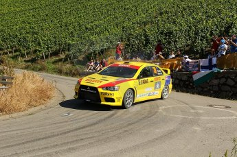 © North One Sport Limited 2010/ Octane Photographic Ltd. 2010 WRC Germany SS3 Moseland I. Digital Ref : 0158cb1d4783