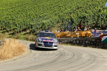 © North One Sport Limited 2010/ Octane Photographic Ltd. 2010 WRC Germany SS3 Moseland I. Digital Ref : 0158cb1d4886