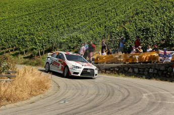 © North One Sport Limited 2010/ Octane Photographic Ltd. 2010 WRC Germany SS3 Moseland I. Digital Ref : 0158cb1d4911