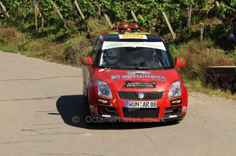 © North One Sport Limited 2010/ Octane Photographic Ltd. 2010 WRC Germany SS3 Moseland I. Digital Ref : 4
