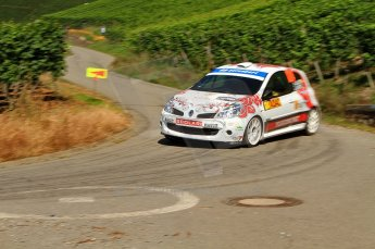 © North One Sport Limited 2010/ Octane Photographic Ltd. 2010 WRC Germany SS3 Moseland I. Digital Ref : 0158lw7d4847